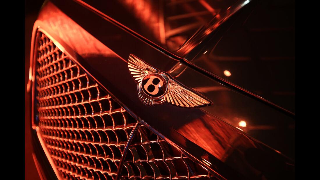 Bentley Bentayga, Kühlergrill