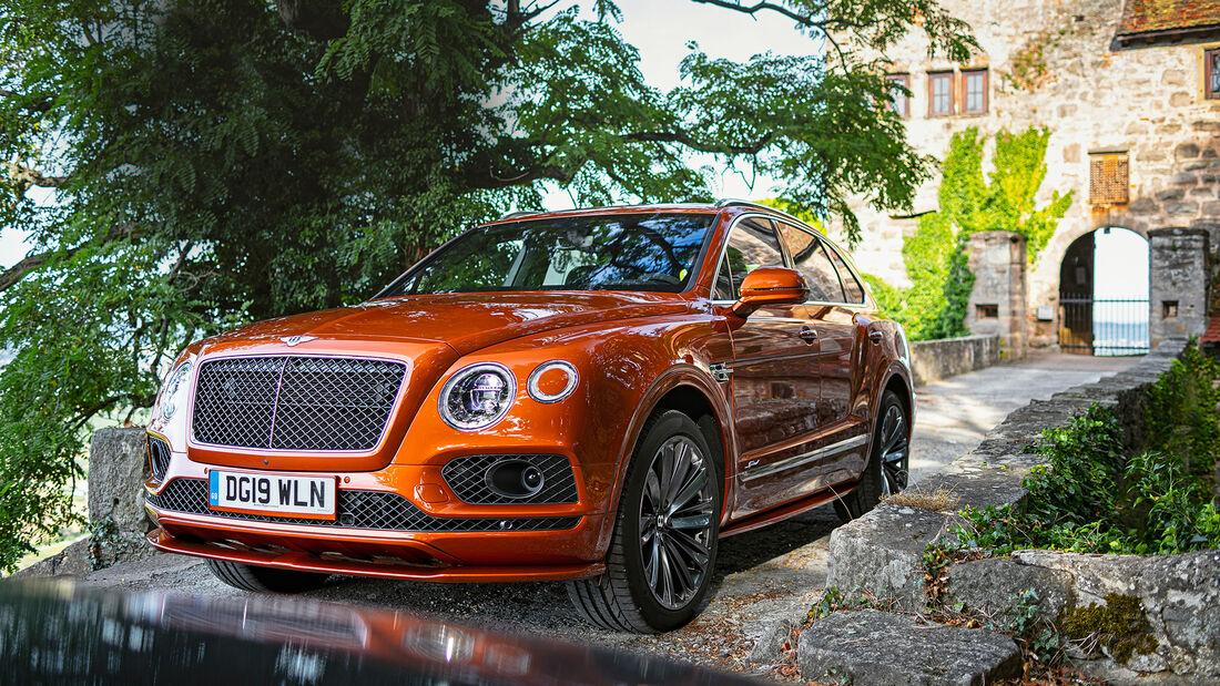 Bentley Bentayga Speed - W12 - SUV