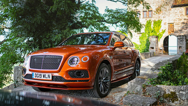 Bentley Bentayga Speed - W12 - SUV
