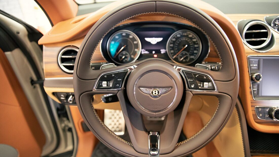 Bentley Bentayga - Stetson Special Edition - 2019