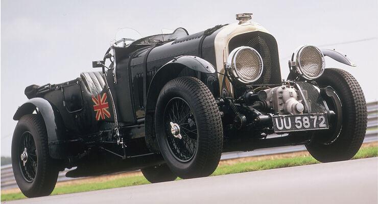 Bentley Blower, 1931