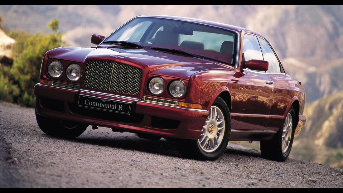 Bentley Brooklands R (1991) H-Kandidaten 2021