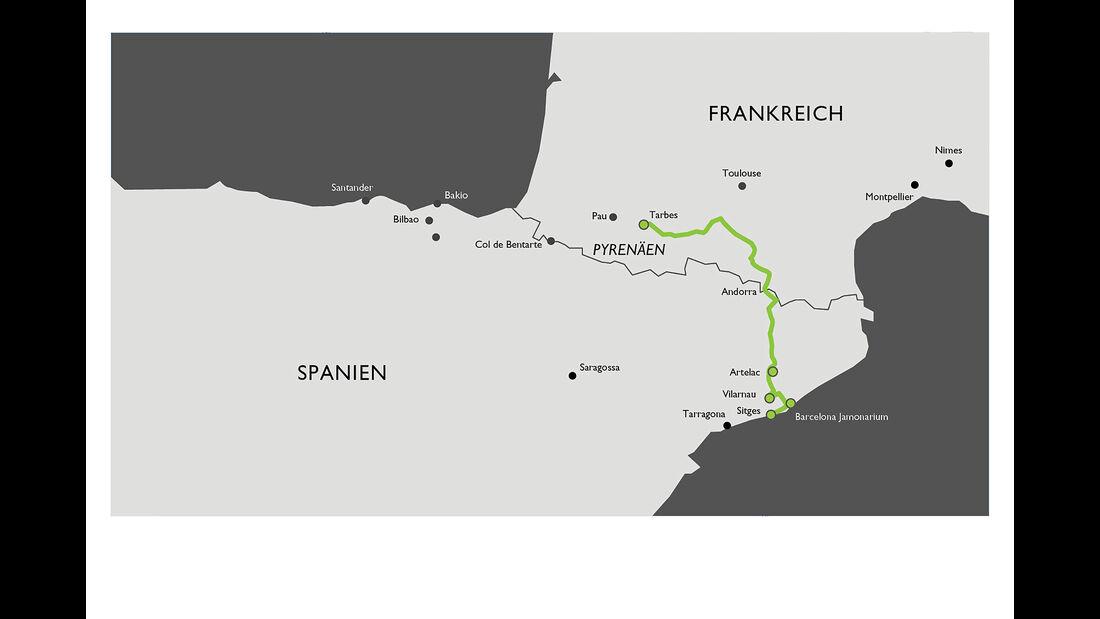 Bentley Coast to Coast Tour , Artelac,-Ziegenkäse---Tarbes