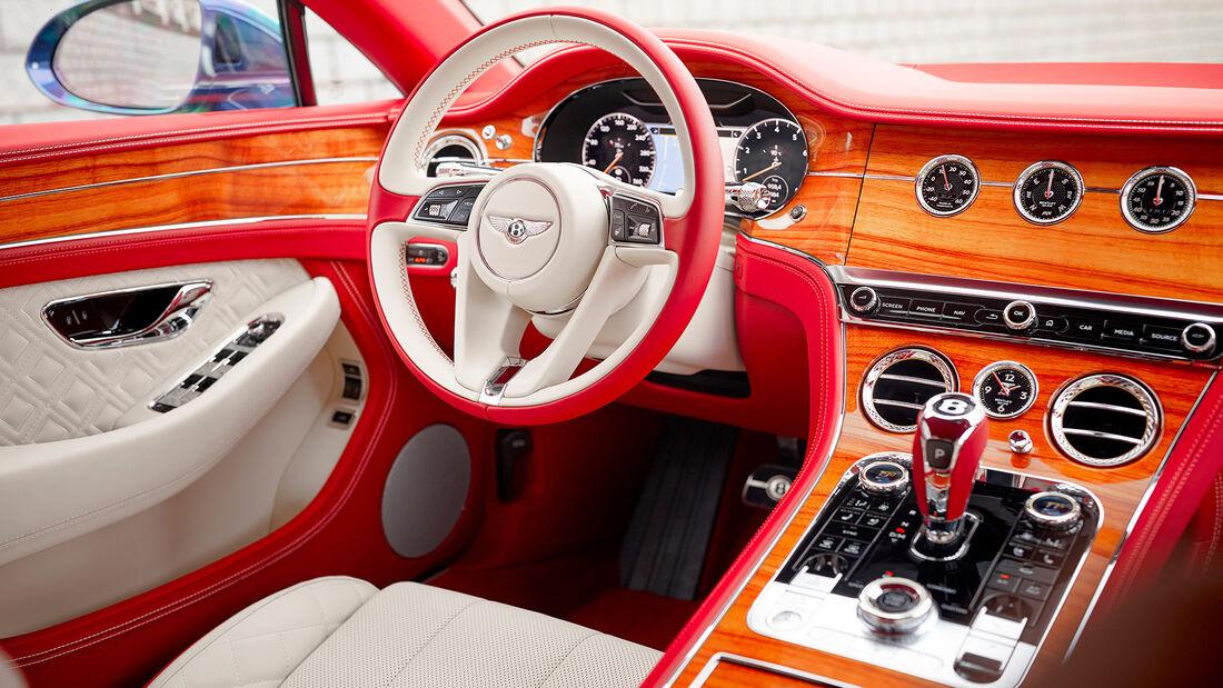 Bentley Contest 59 CS Yacht