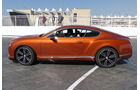 Bentley Continental - F1 Abu Dhabi 2014 - Carspotting