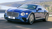 Bentley Continental GT, Best Cars 2020, Kategorie F Luxusklasse