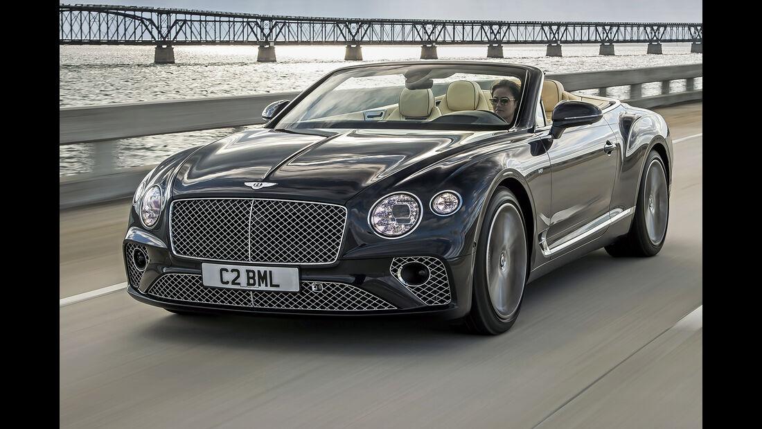 Bentley Continental GT Cabrio, Best Cars 2020, Kategorie H Cabrios