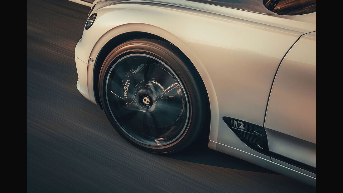Bentley Continental GT Cabrio