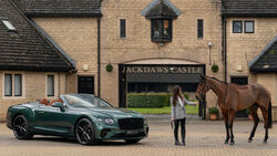 Bentley Continental GT Convertible Equestrian Edition -1