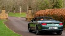 Bentley Continental GT Convertible Equestrian Edition -1