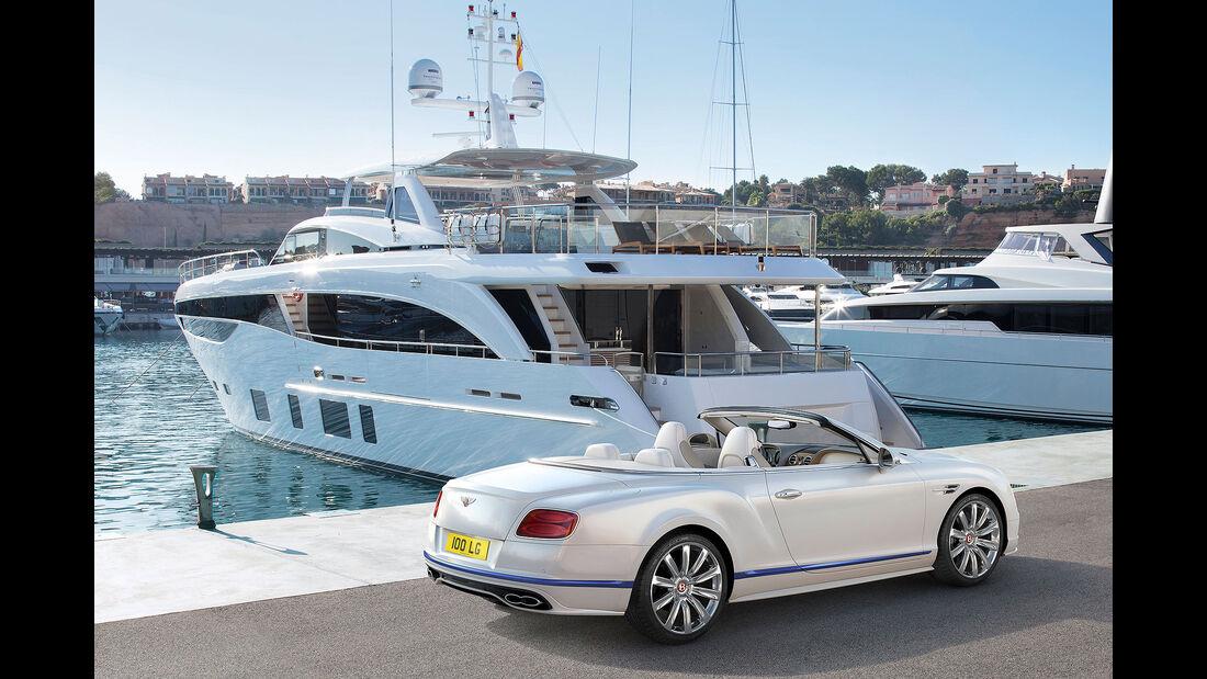 Bentley Continental GT Convertible Galene Edition
