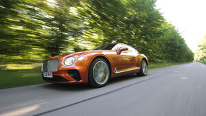 Bentley Continental GT Exterieur
