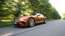 Bentley Continental GT Exterieur