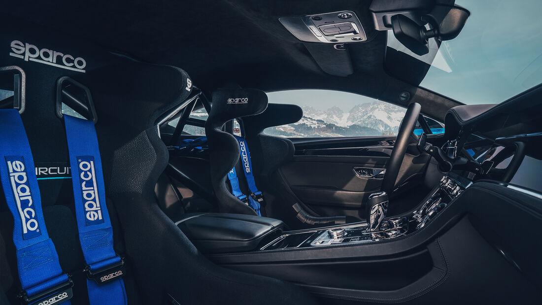 Bentley Continental GT GP Ice Race 2020