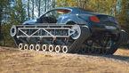 Bentley Continental GT Kettenantrieb Ultratank Russland