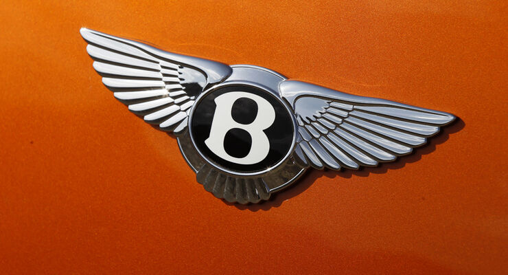 Bentley Continental GT, Logo