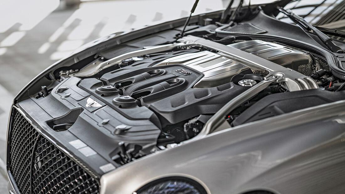 Bentley Continental GT, Motor