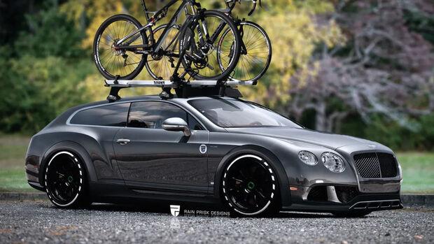 Bentley Continental GT Shooting Brake Concept