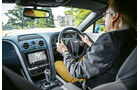Bentley Continental GT Speed, Cockpit