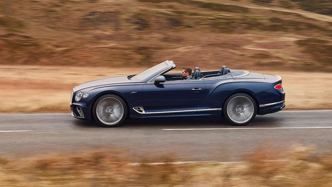 Bentley Continental GT Speed Convertible Cabrio