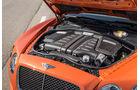 Bentley Continental GT Speed, Motor