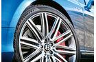 Bentley Continental GT Speed, Rad, Felge, Bremse