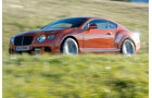 Bentley Continental GT Speed, Seitenansicht