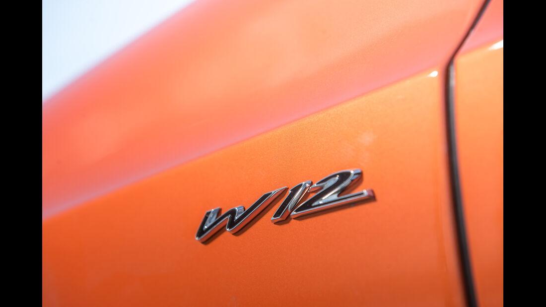 Bentley Continental GT Speed, Typenbezeichnung
