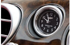 Bentley Continental GT, Uhr, Detail