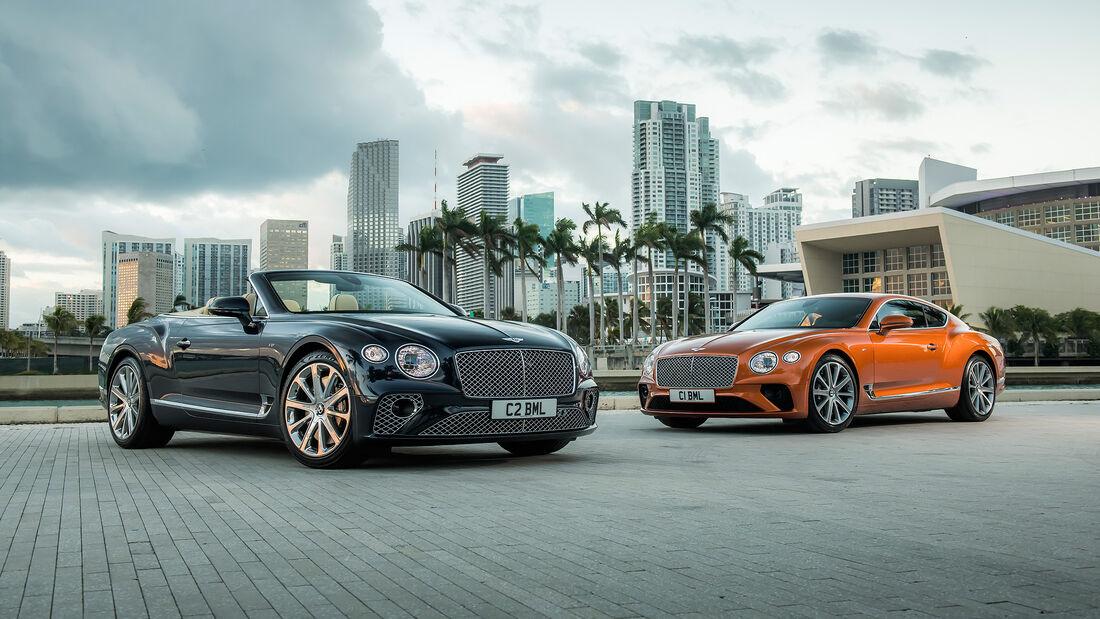 Bentley Continental GT V8 2019