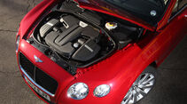 Bentley Continental GT V8, Motor