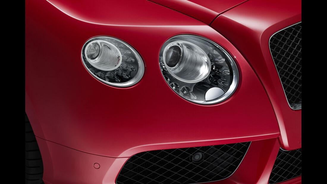 Bentley Continental GT V8 S Cabrio, Frontscheinwerfer