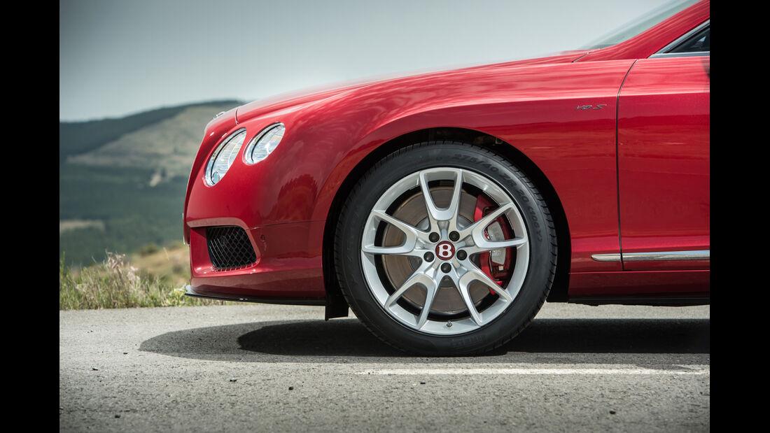 Bentley Continental GT V8 S Cabrio, Rad, Felge, Bremse