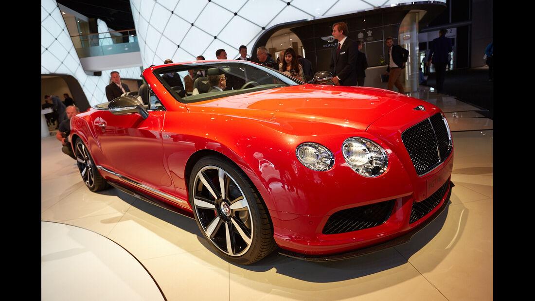Bentley Continental GT V8 S Convertible Cabrio