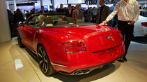 Bentley Continental GT V8 S Convertible Cabrio