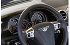 Bentley Continental GT V8 S, Rundinstrumente