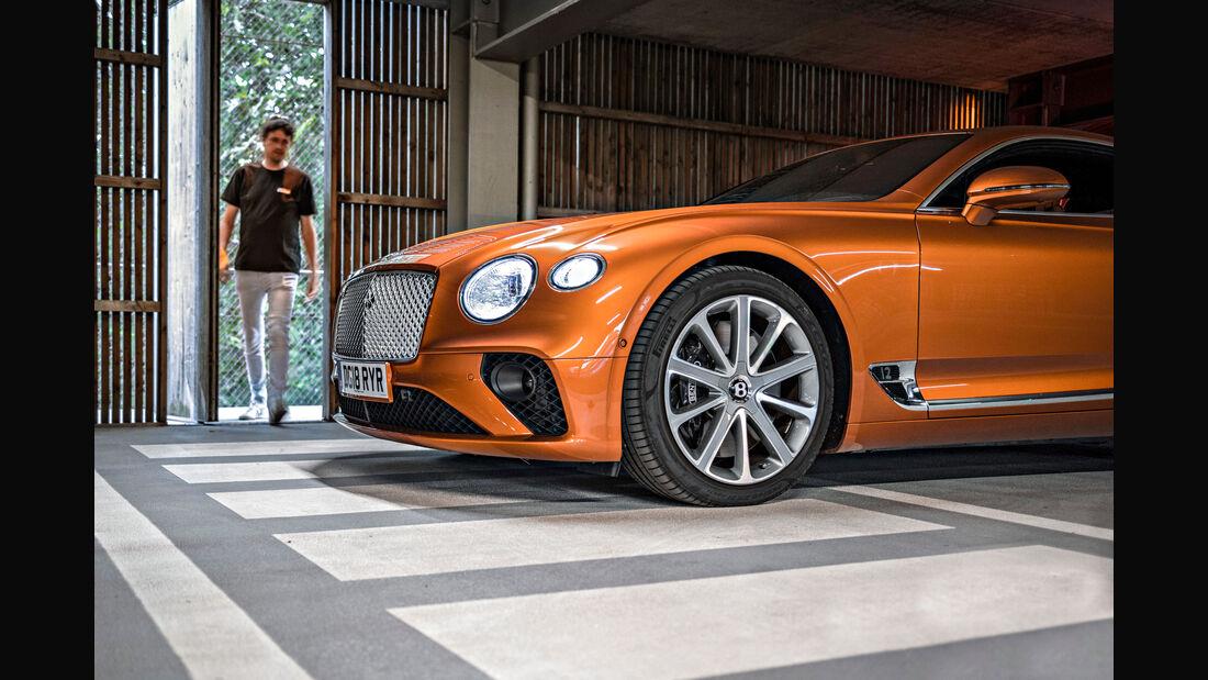 Bentley Continental GT - sport auto 9/2018
