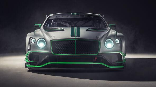 Bentley Continental GT3 (2018)