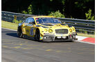 Bentley Continental GT3 - Bentley Team Abt - Startnummer #37 - Top-30-Qualifying - 24h-Rennen Nürburgring 2017 - Nordschleife