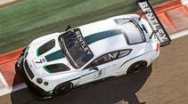 Bentley Continental  GT3, Draufsicht