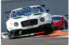 Bentley Continental  GT3, Frontansicht