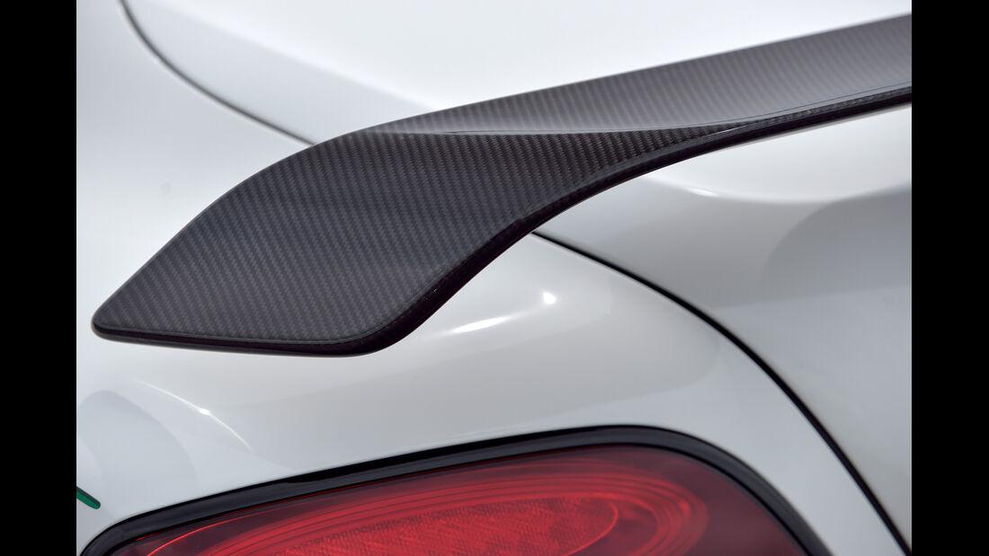 Bentley Continental GT3-R, Carbon, Heckflügel