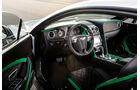 Bentley Continental GT3-R, Cockpit