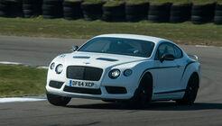 Bentley Continental GT3-R, Frontansicht