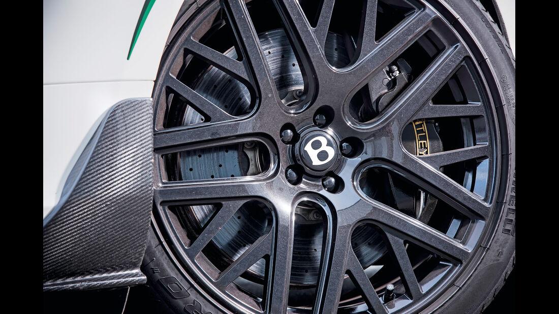 Bentley Continental GT3-R, Rad, Felge