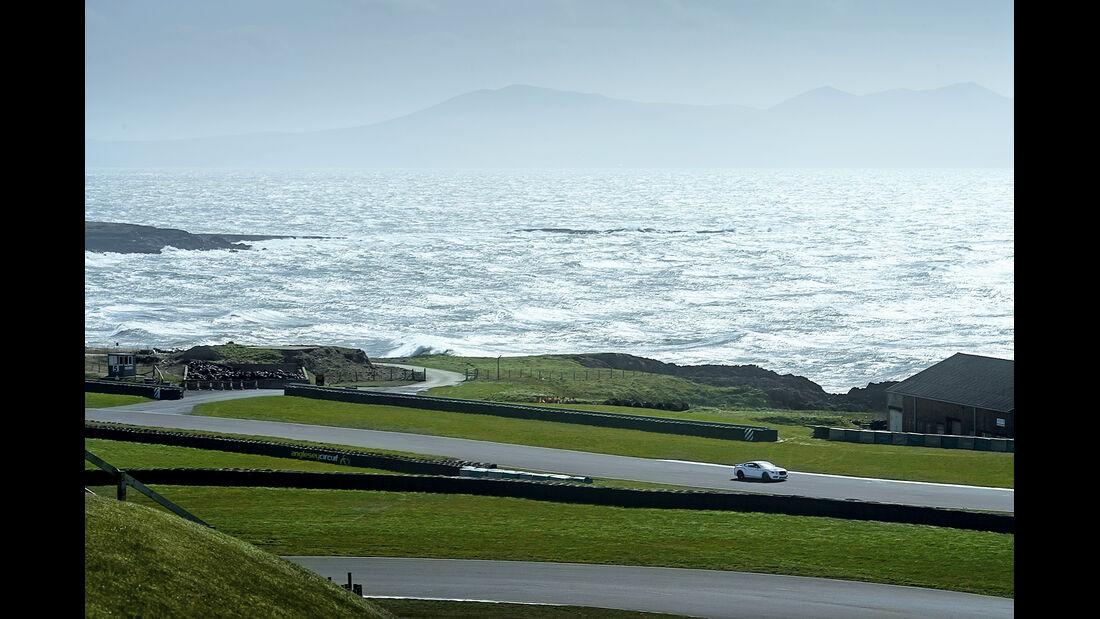 Bentley Continental GT3-R, Rennstrecke