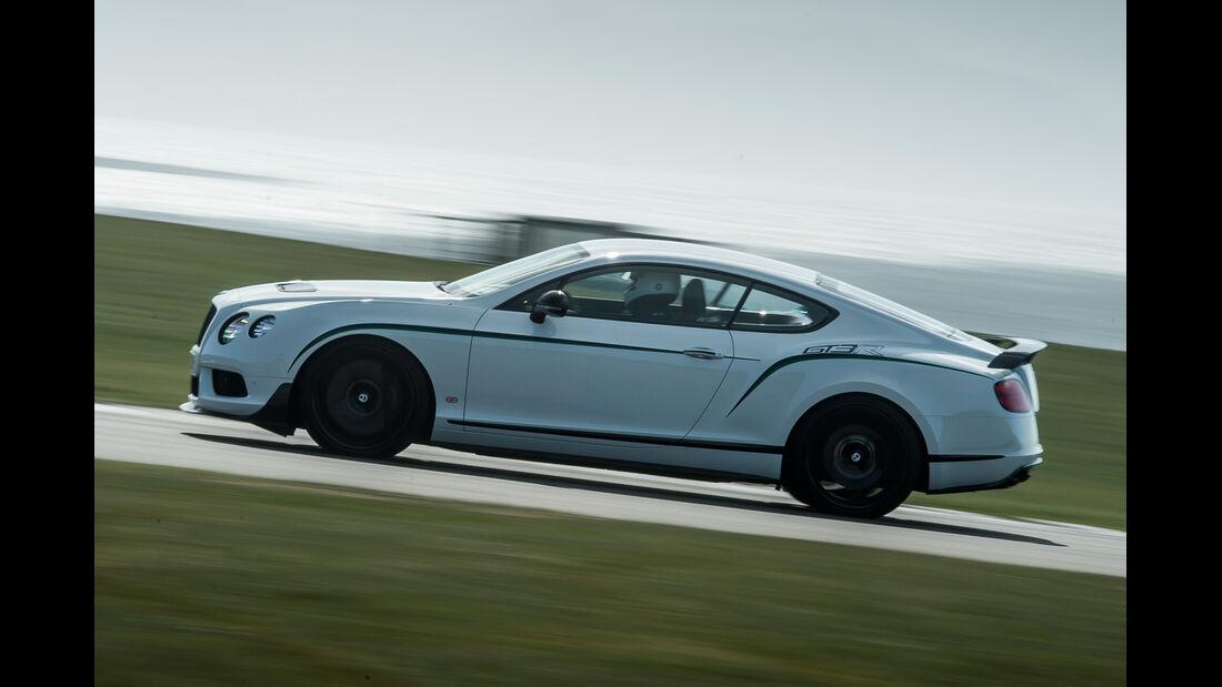 Bentley Continental GT3-R, Seitenansicht
