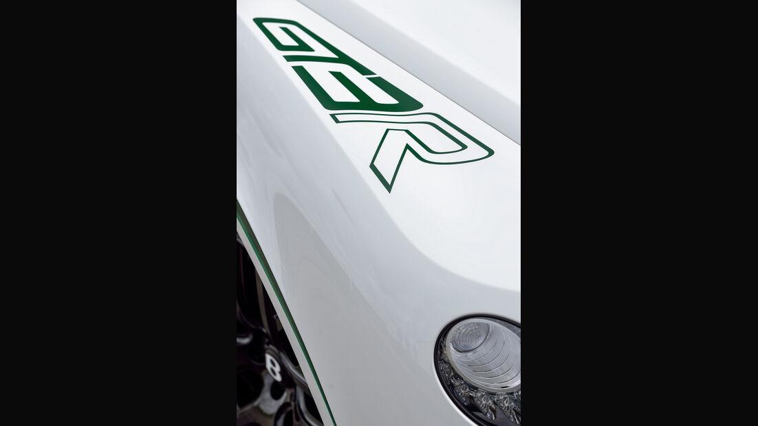 Bentley Continental GT3-R, Typenbezeichnung