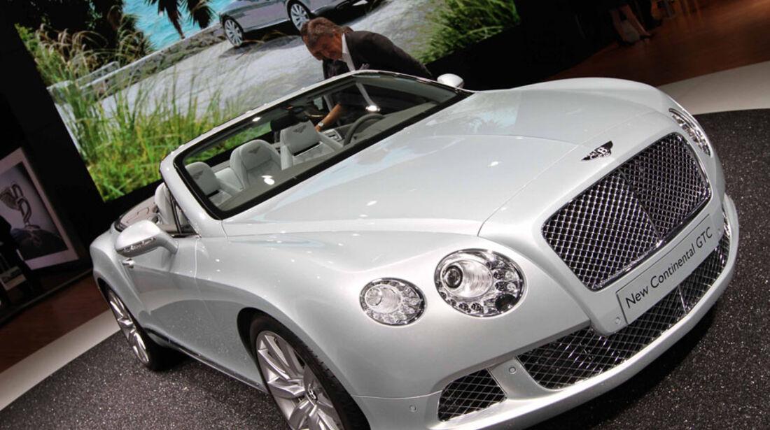 Bentley Continental GTC IAA