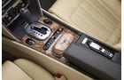 Bentley Continental GTC, Mittelkonsole, Schalthebel